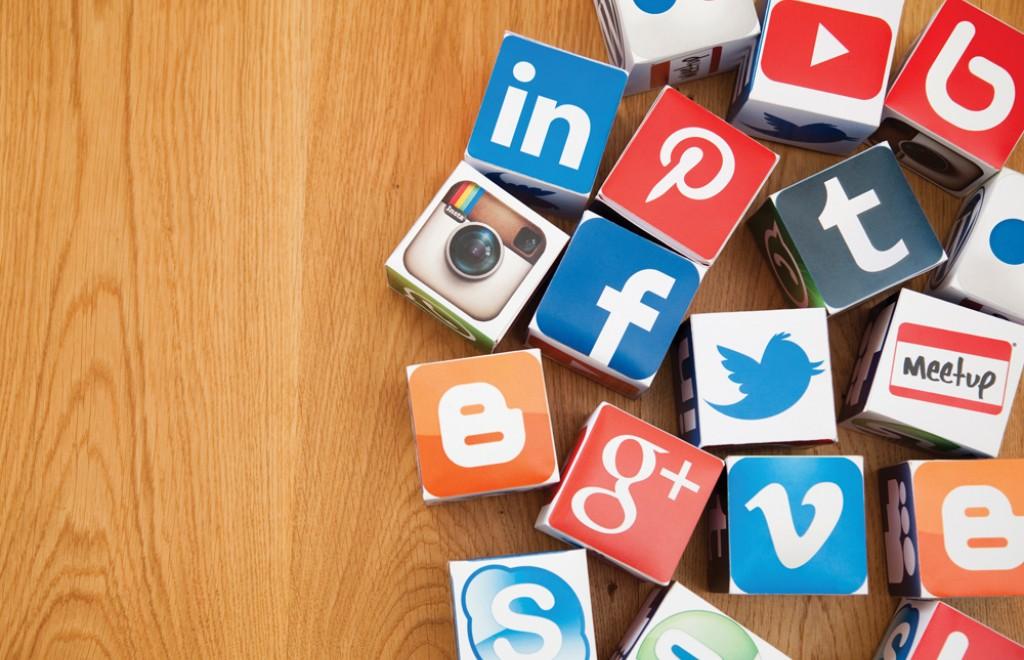 Redes Sociales Diseño Web Pamplona